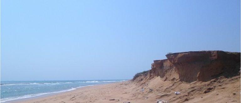 Article : Les impacts socio-économiques de l'érosion côtière au Togo