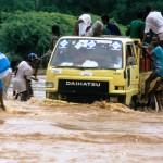 Inondation à Djibouti | Image @Flickr
